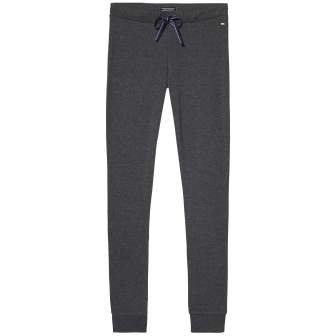 Tommy Hilfiger Hose »Knit legging« in DARK GREY HEATHER