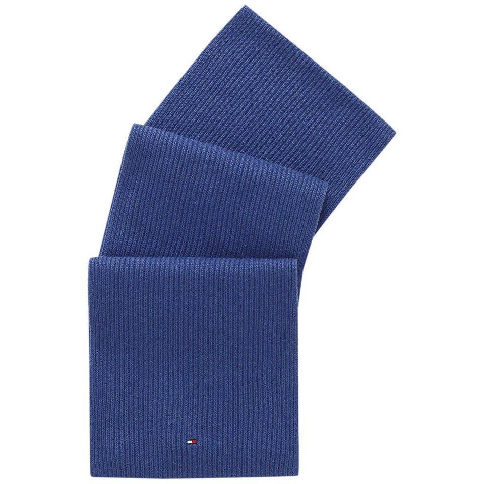 tommy hilfiger schal pima ctn cashmere scarf otto. Black Bedroom Furniture Sets. Home Design Ideas