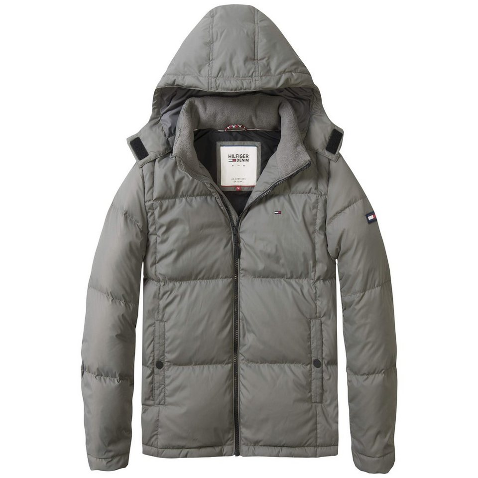 Hilfiger Denim Jacke »THDM BASIC DOWN JACKET 15« in Castlerock