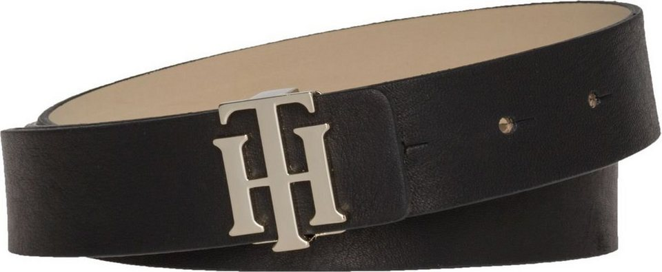 tommy hilfiger g rtel th monogram belt 3 0 otto. Black Bedroom Furniture Sets. Home Design Ideas