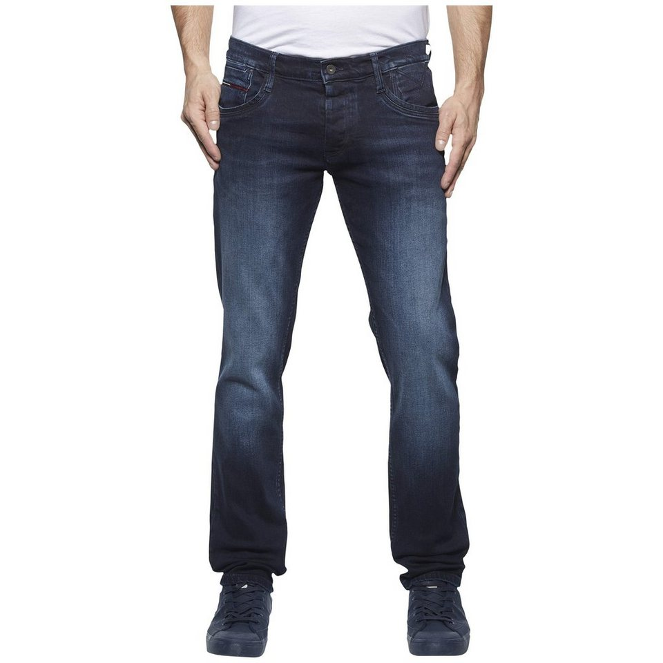 Hilfiger Denim Jeans »SLIM SABER CBBST« in CLEAN BLUE/BLACK