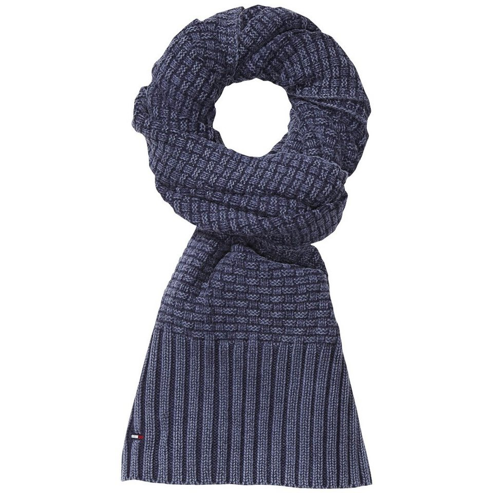 Hilfiger Denim Schal »THDM SCARF 1« in BLACK IRIS