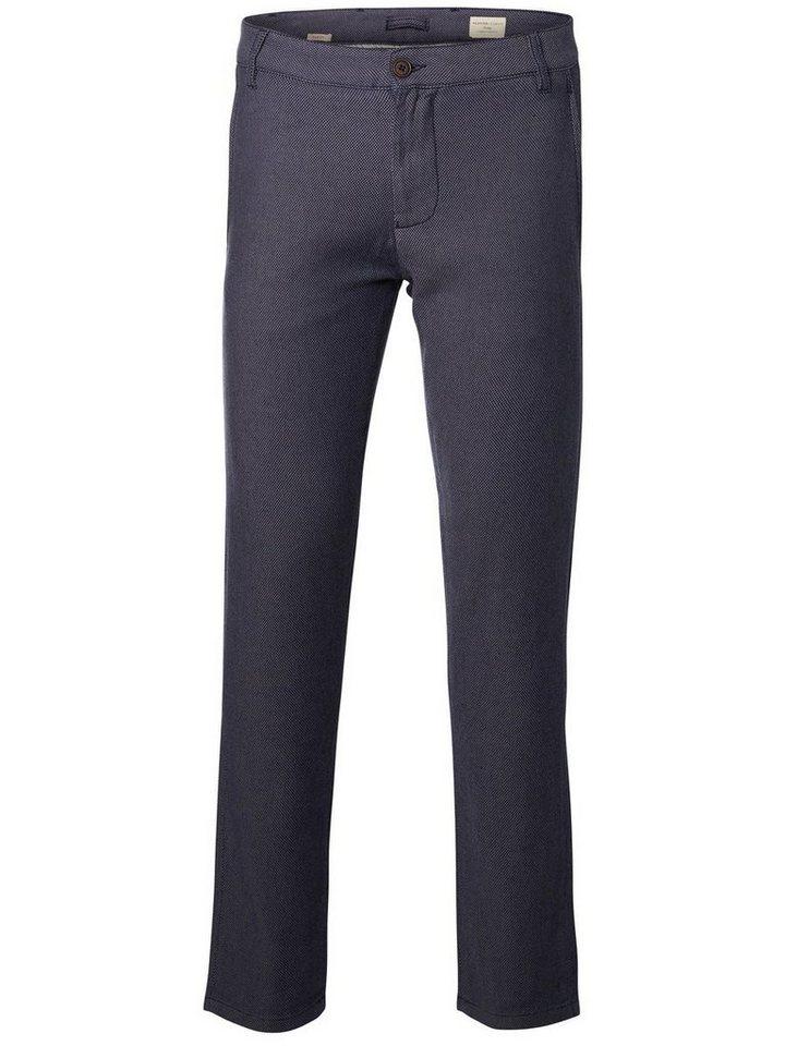 Selected Slim-Fit- Hose in Dark Blue