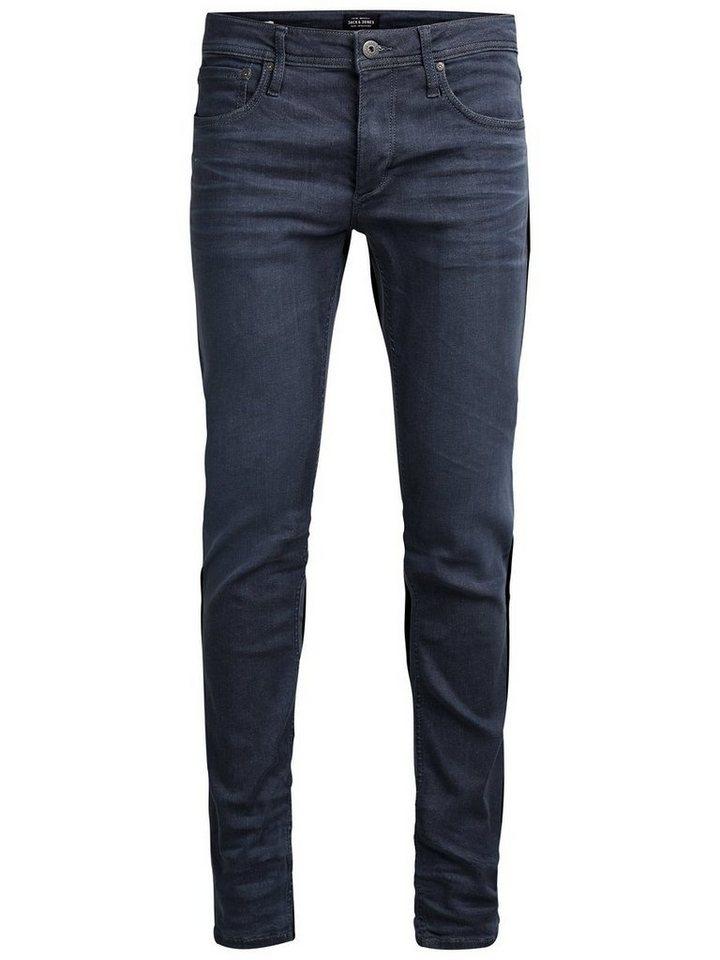 Jack & Jones Glenn Original JJ 981 Slim Fit Jeans in Grey Denim