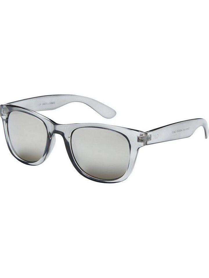 Jack & Jones Klassische Sonnenbrille in Black