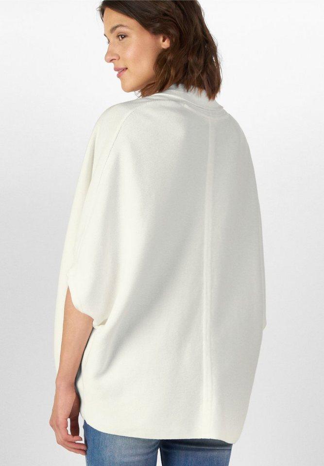 Street One Baumwoll-Shrug Serena in off white