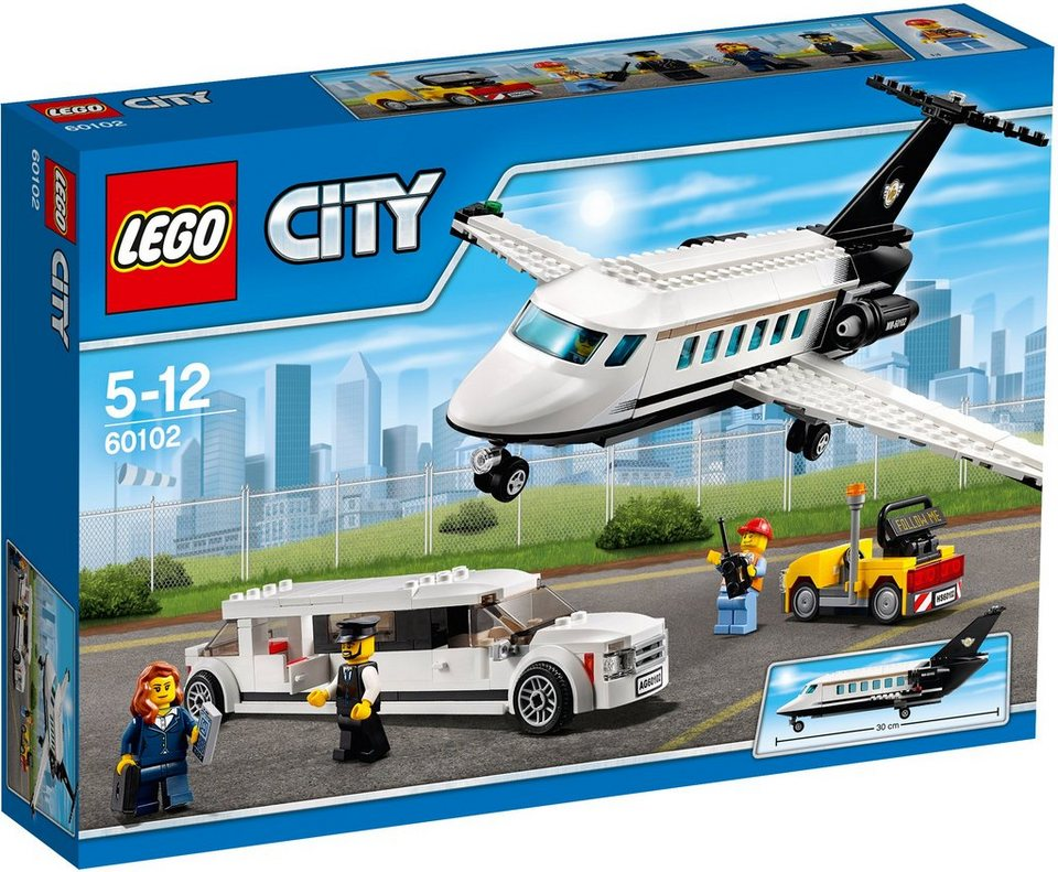 LEGO® Airport VIP Service (60102), »LEGO® City«