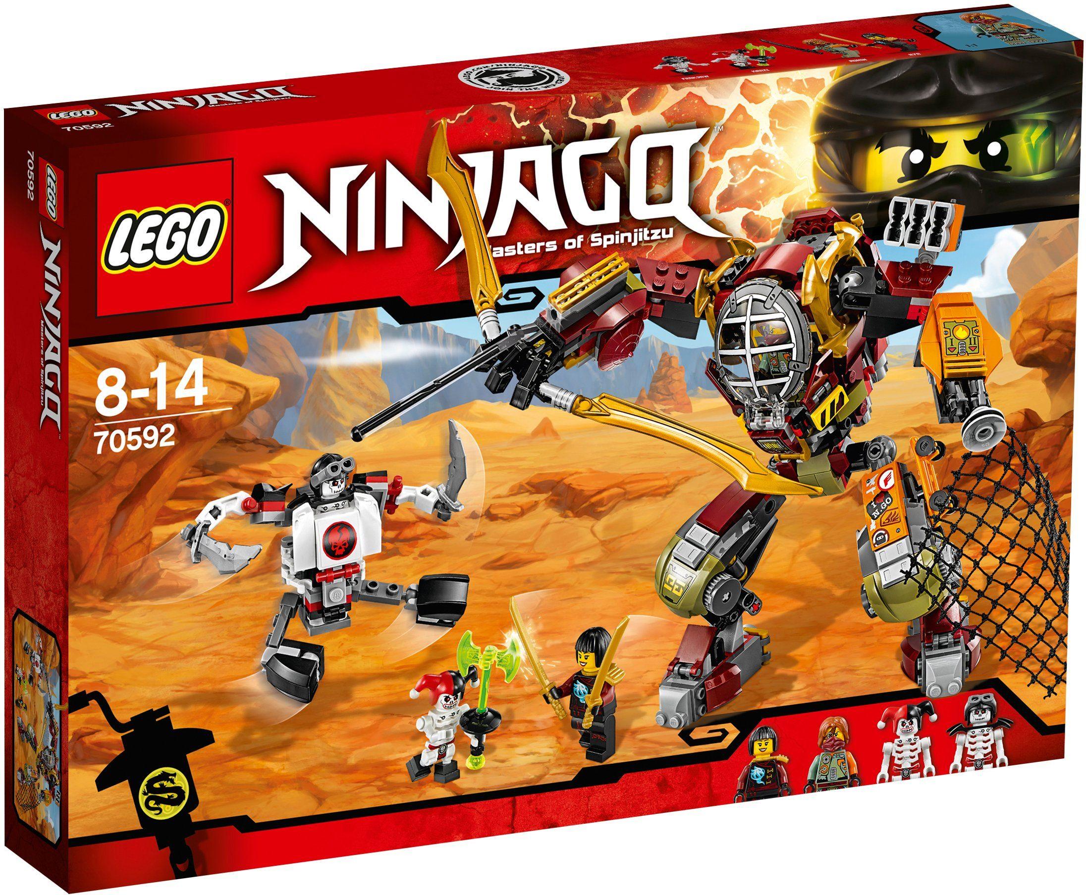 LEGO®, Schatzgräber (70592), »LEGO®NINJAGO™«