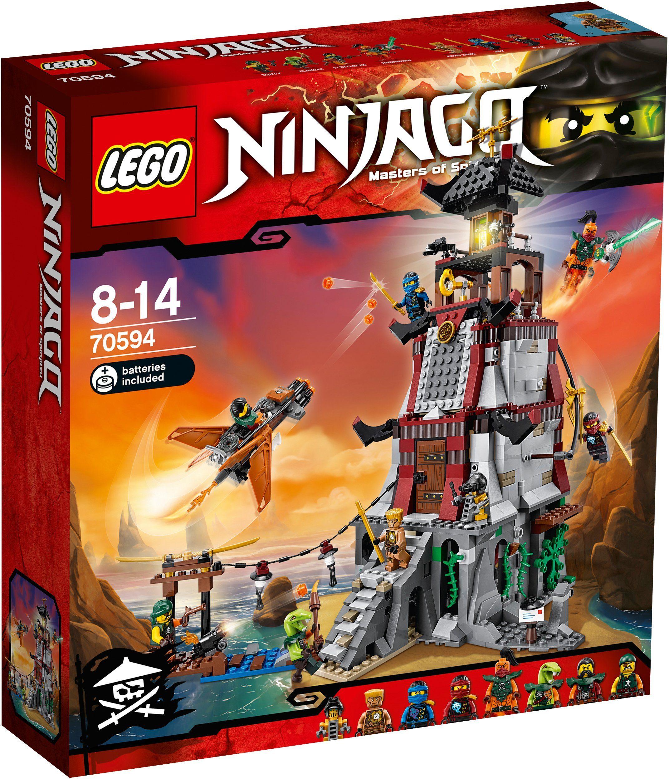 LEGO®, Leuchtturm (70594), »LEGO®NINJAGO™«