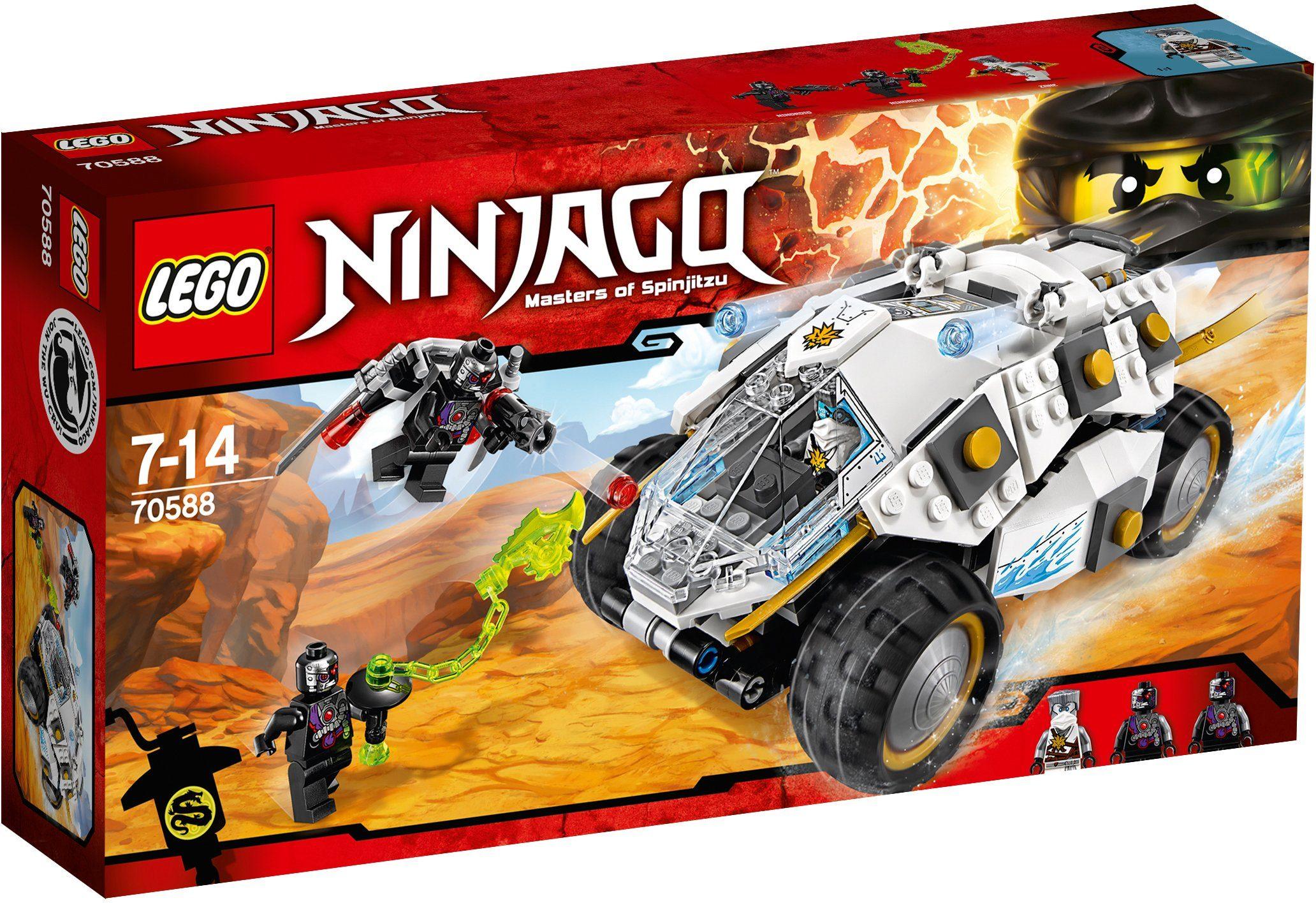 LEGO®, Titan Ninjamobil (70588), »LEGO®NINJAGO™«