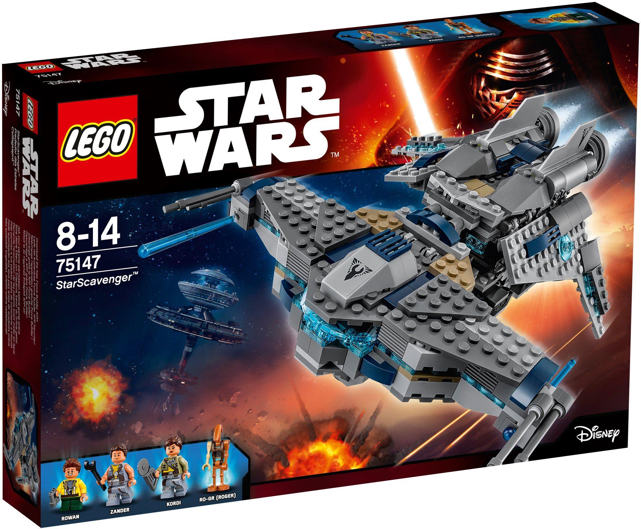 LEGO®, StarScavenger™(75147), »LEGO® Star Wars™«