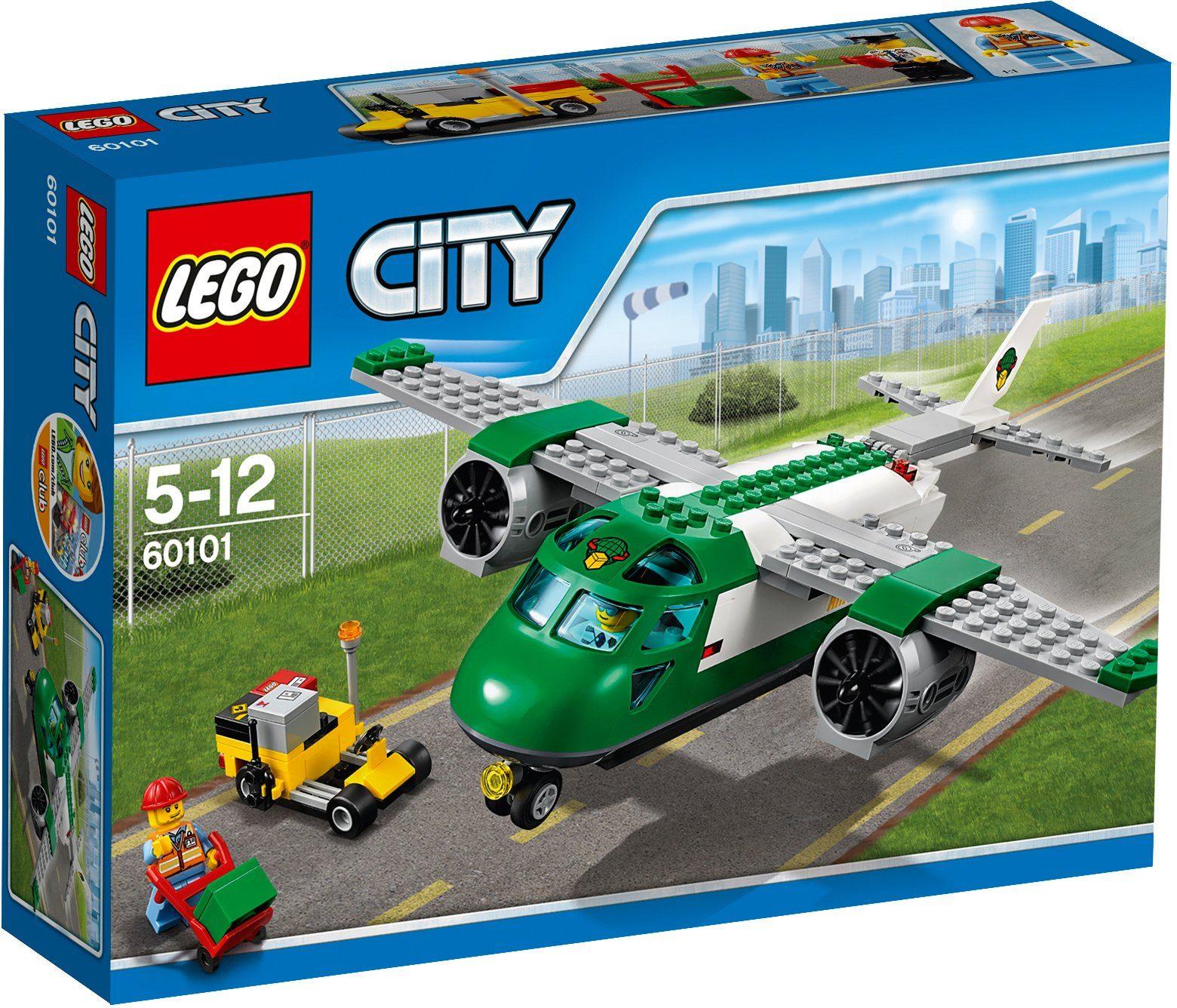 LEGO®, Flughafen Frachtflugzeug (60101), »LEGO® City«