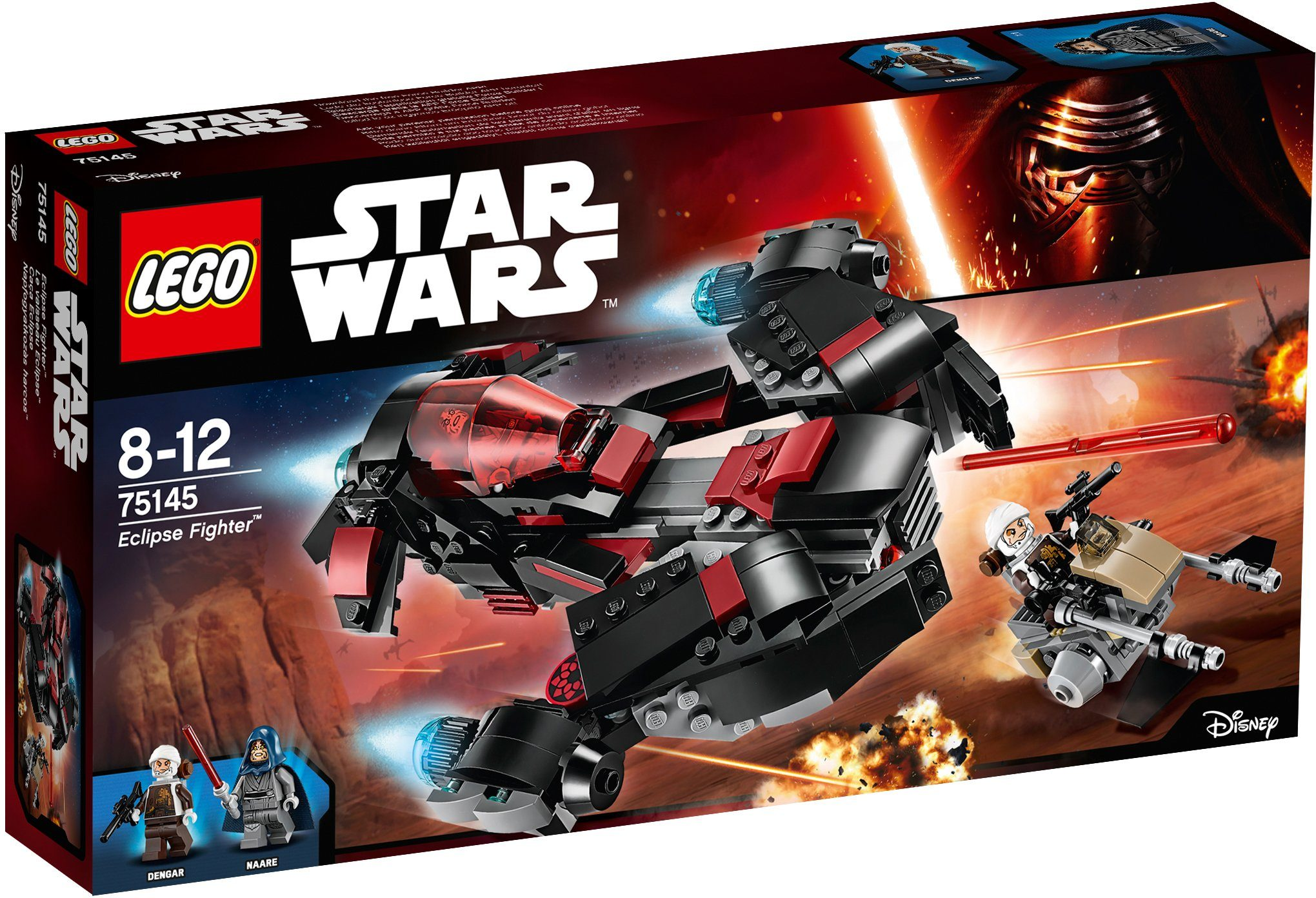 LEGO®, Eclipse Fighter™ (75145), »LEGO® Star Wars™«