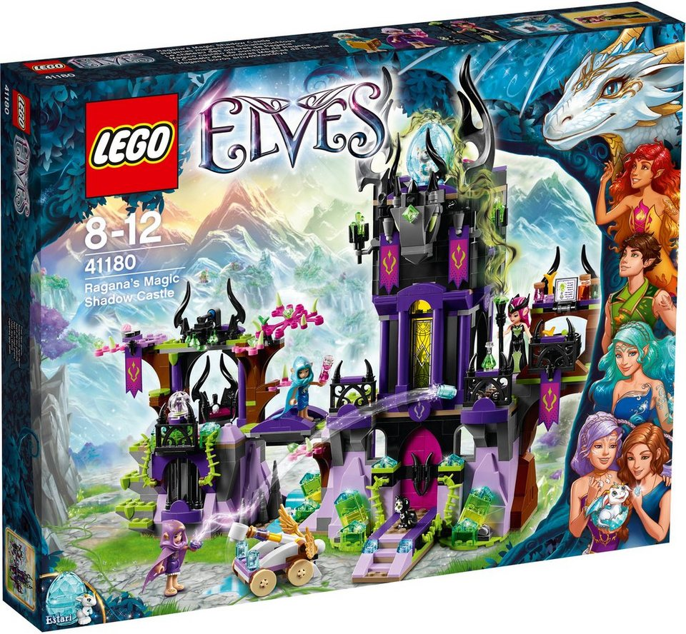 LEGO®, Raganas magisches Schattenschloss (41180), »LEGO® Elves«