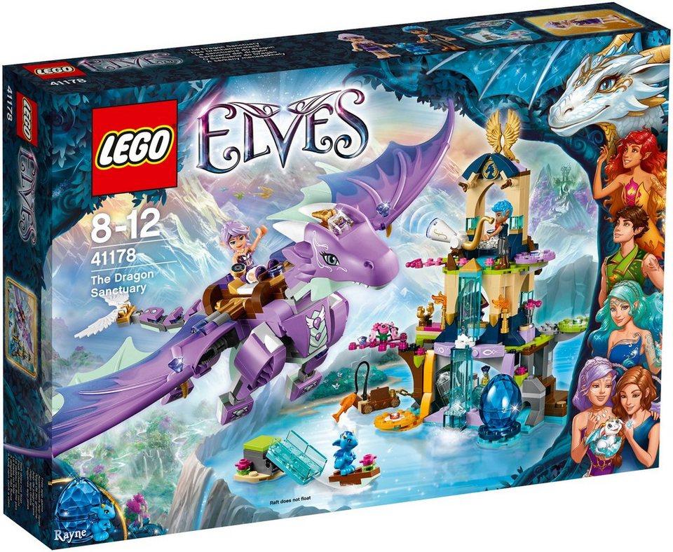 LEGO® Das Drachenversteck (41178), »LEGO® Elves« in gelb