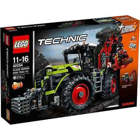 LEGO® CLAAS XERION 5000 TRAC VC (42054), »LEGO® Technic«