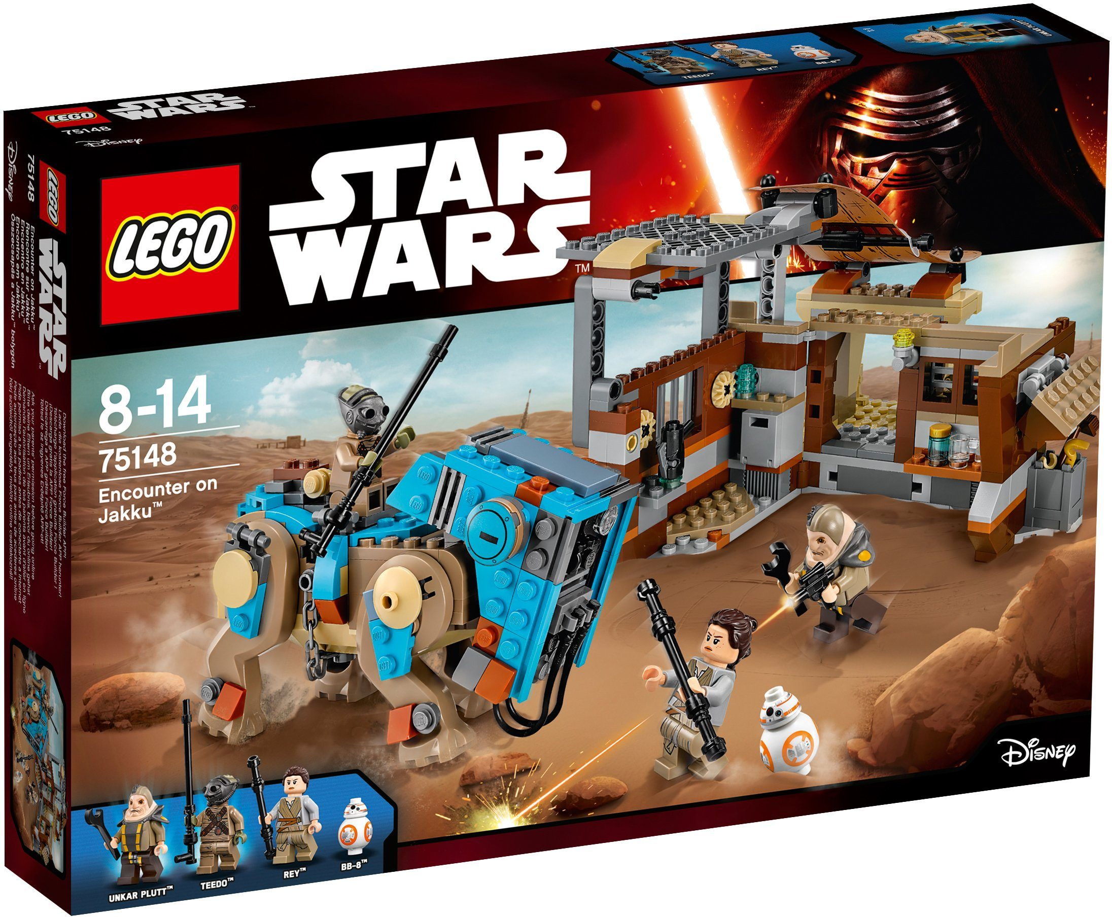 LEGO® Encounter on Jakku™ (75148), »LEGO® Star Wars™«