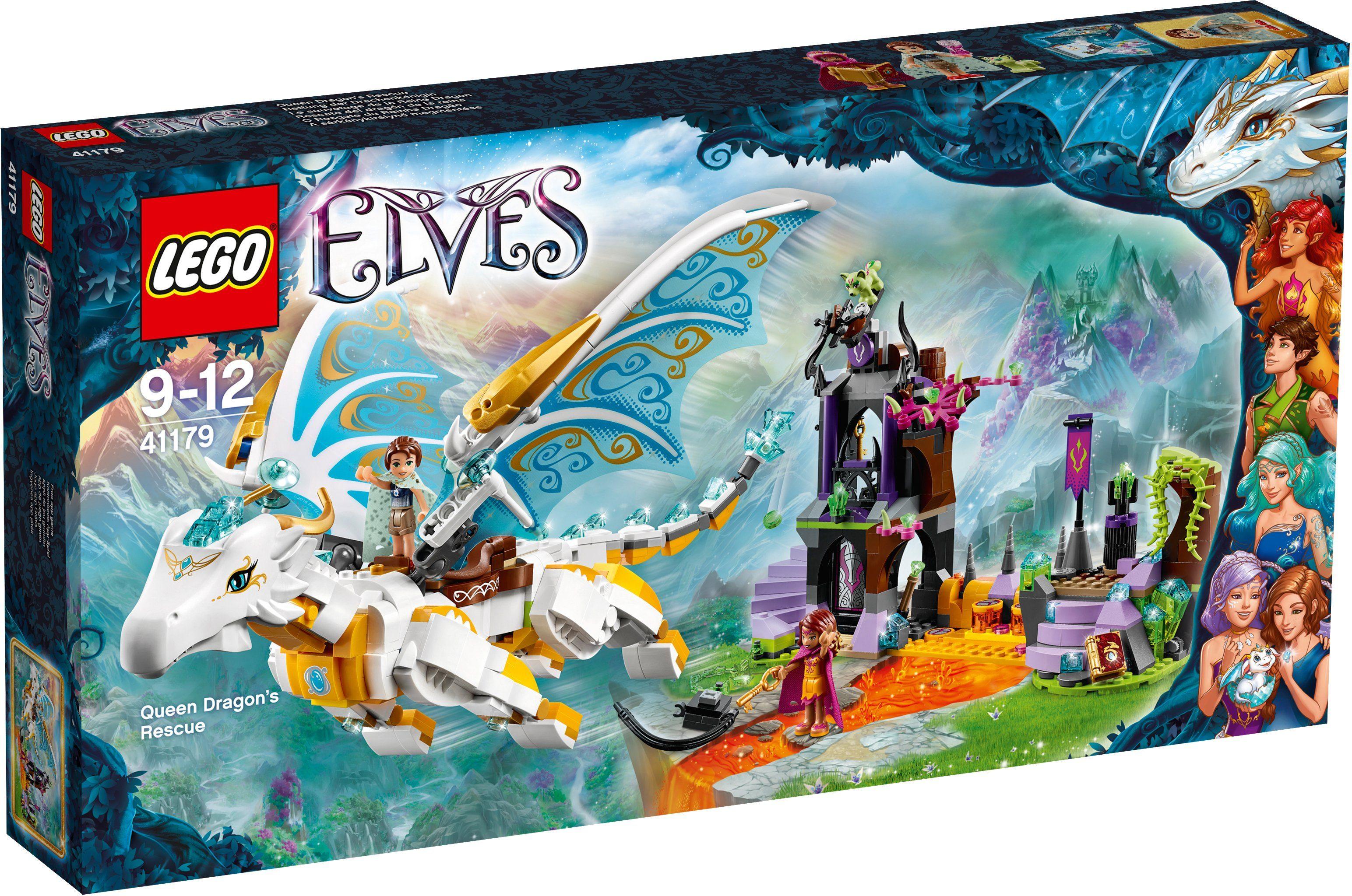 LEGO®, Rettung der Drachenkönigin (41179), »LEGO® Elves«