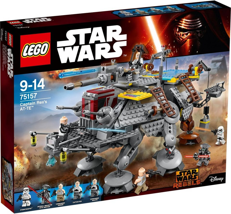 LEGO® Captain Rex's AT-TE™ (75157), »LEGO® Star Wars™«