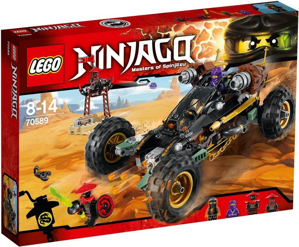 LEGO®, Felsen-Buggy (70589), »LEGO® Ninjago«