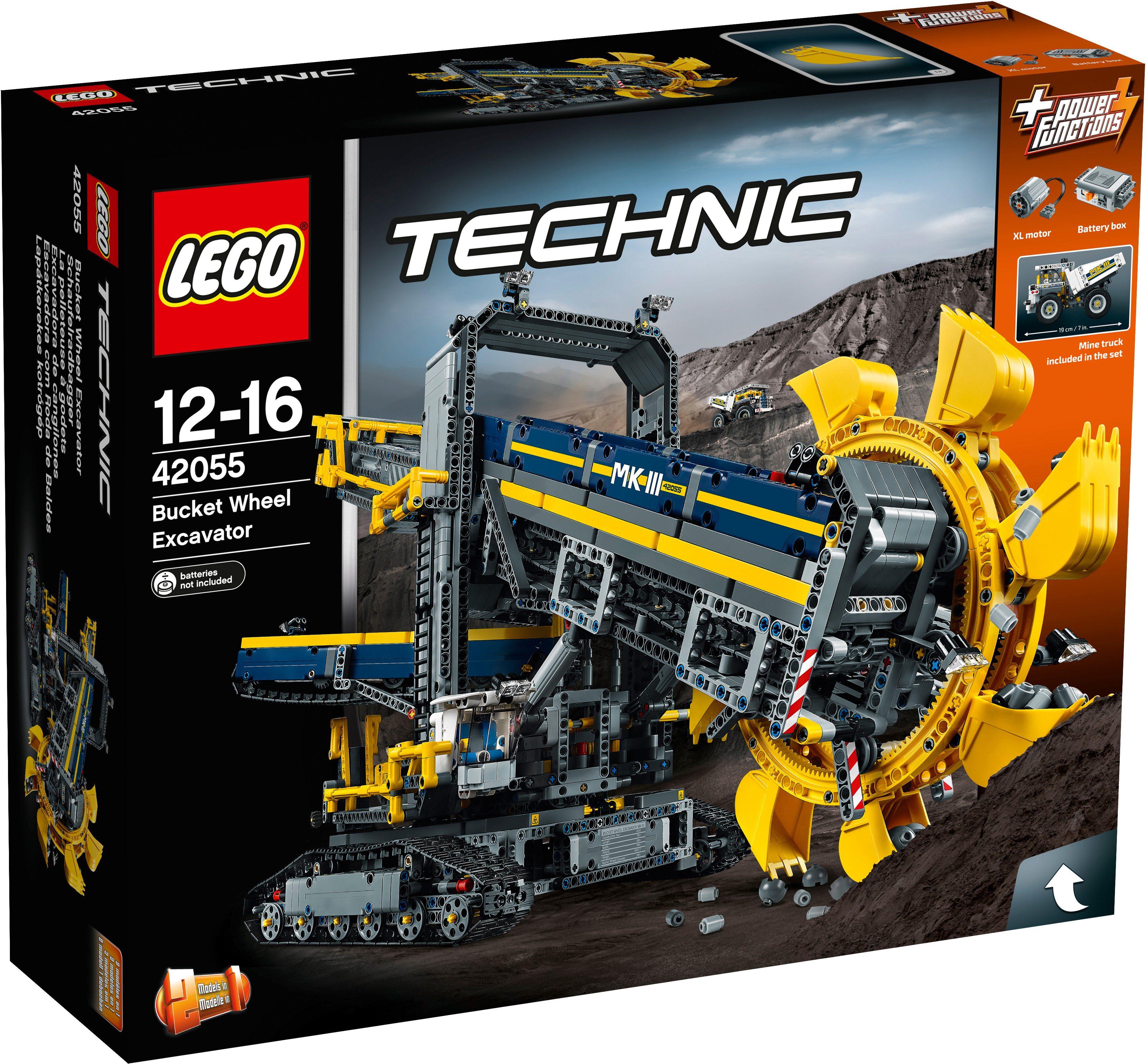 LEGO®, Schaufelradbagger (42055), »LEGO® Technic«
