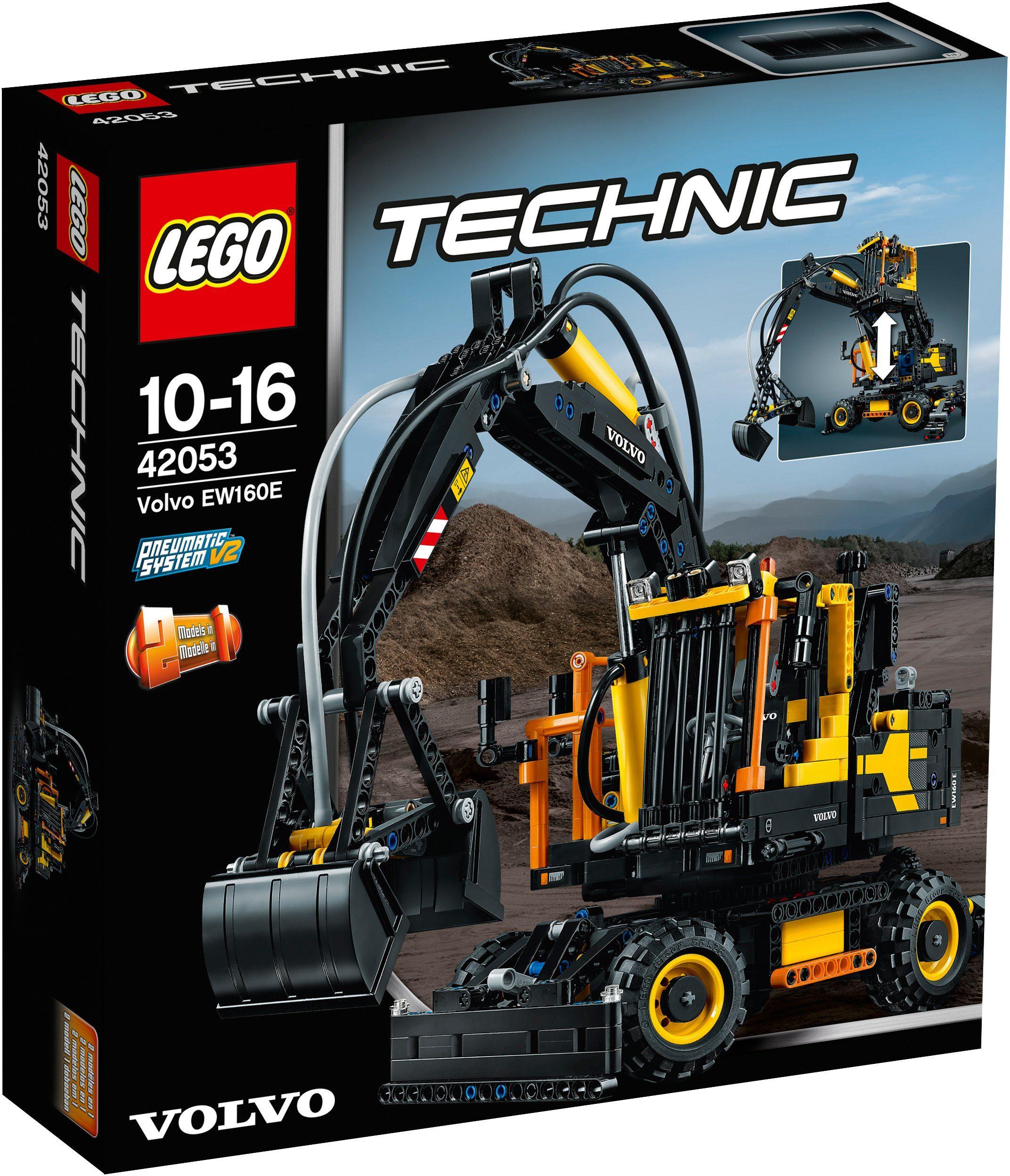 LEGO®, Volvo EW160E (42053), »LEGO® Technic«