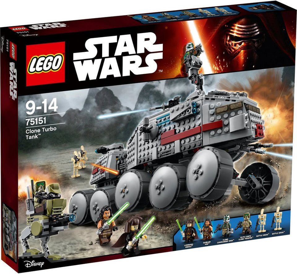 LEGO® Clone Turbo Tank (75151), »LEGO® Star Wars™«