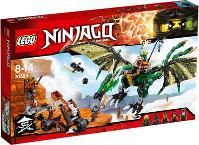 LEGO, Der Grün Energie-Drache (70593), »LEGO NINJAGO« Sale Angebote Griesen