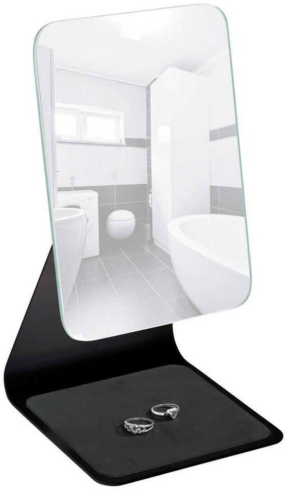 Kosmetikspiegel »Frisa« in schwarz