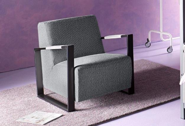 INOSIGN Sessel in anthrazit