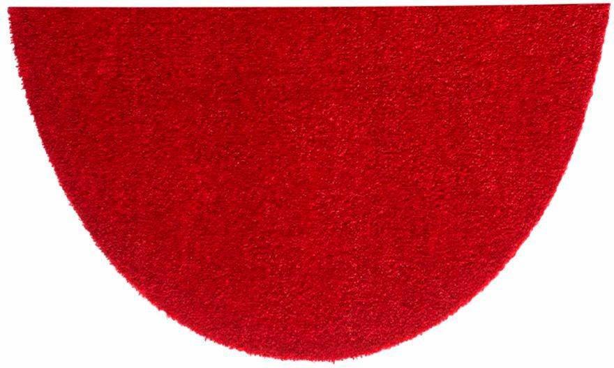 Fußmatte »Deko Soft«, HANSE Home, U-förmig, Höhe 7 mm, saugfähig, waschbar | Heimtextilien > Fussmatten | HANSE Home