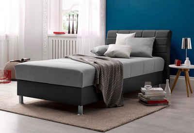 Bett mit bettkasten 120x200  Polsterbett mit Bettkasten kaufen » Top Beratung & Aufbauservice| OTTO