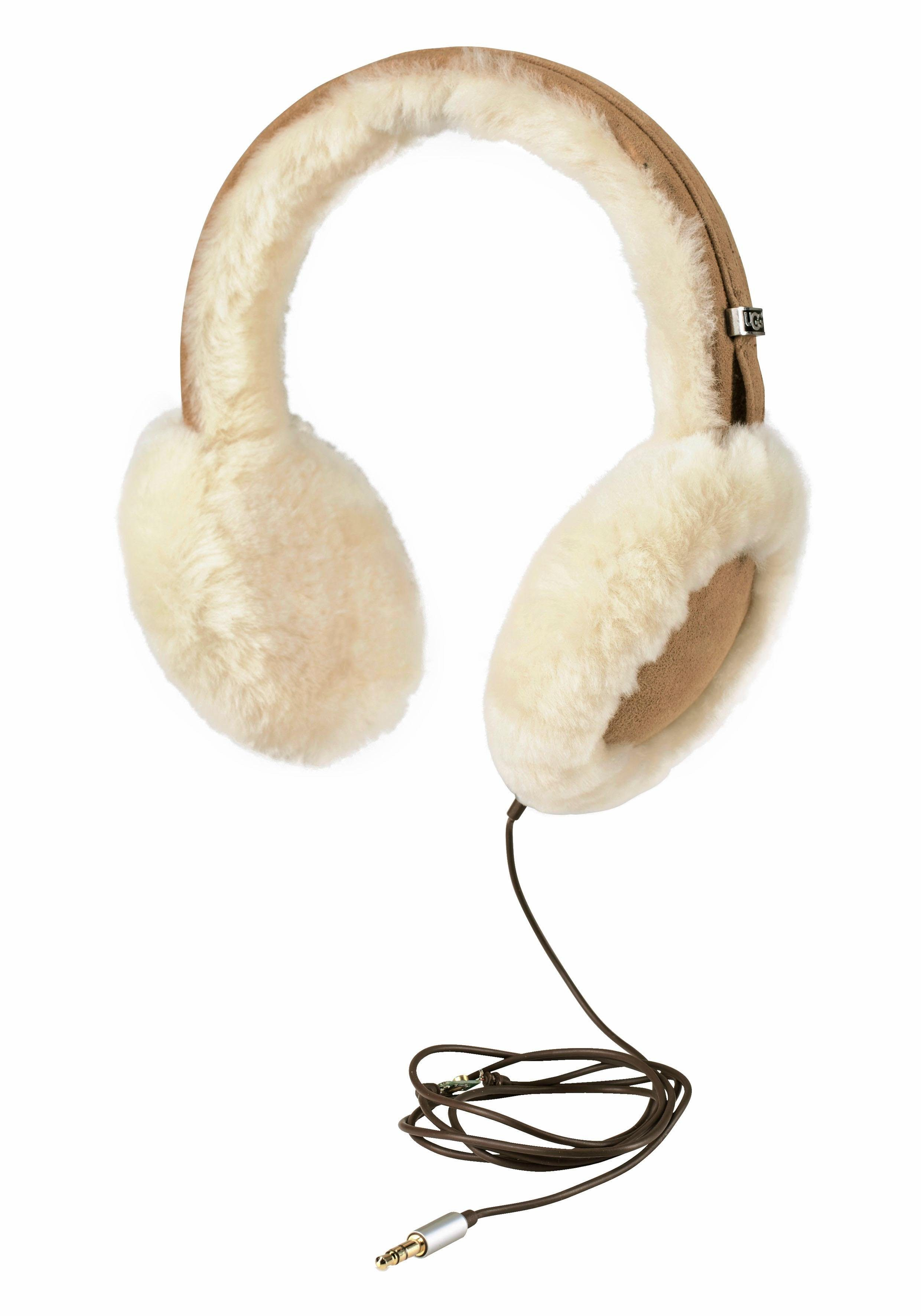 UGG Ohrenwärmer, mit Zier-Schnalle
