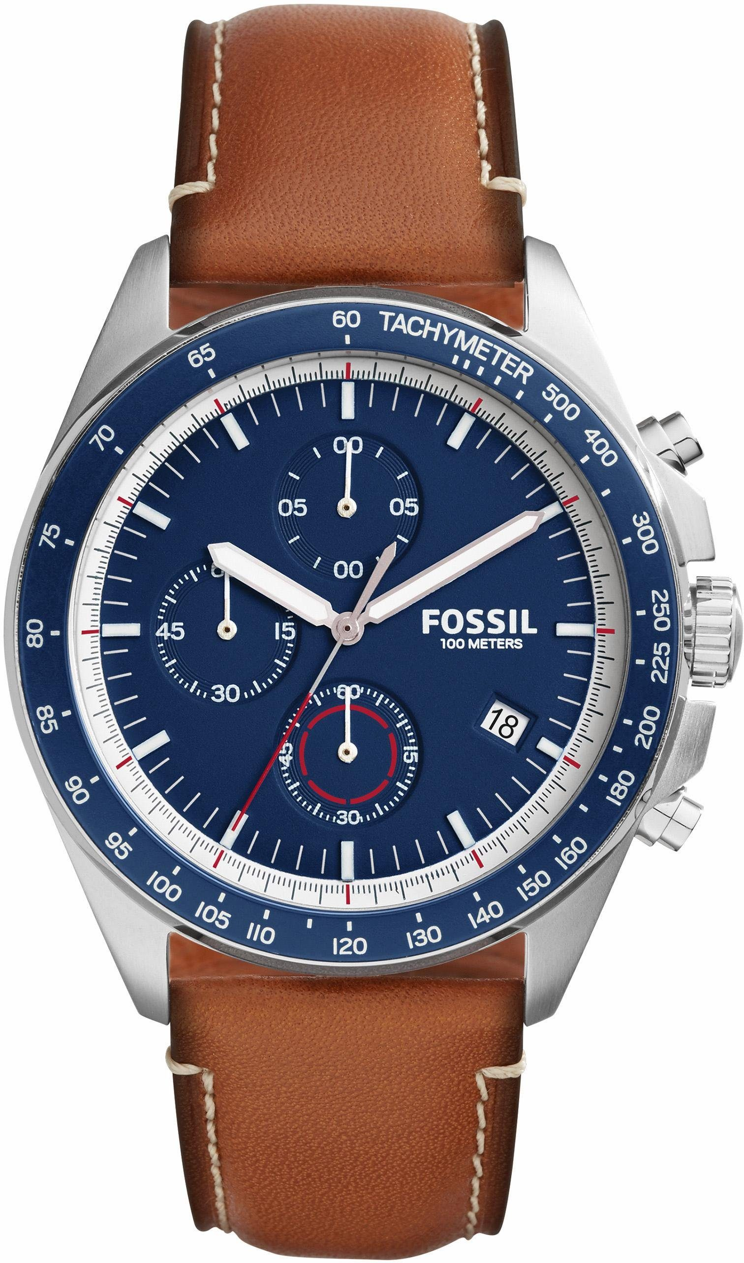 Fossil Chronograph »SPORT 54, CH3039«