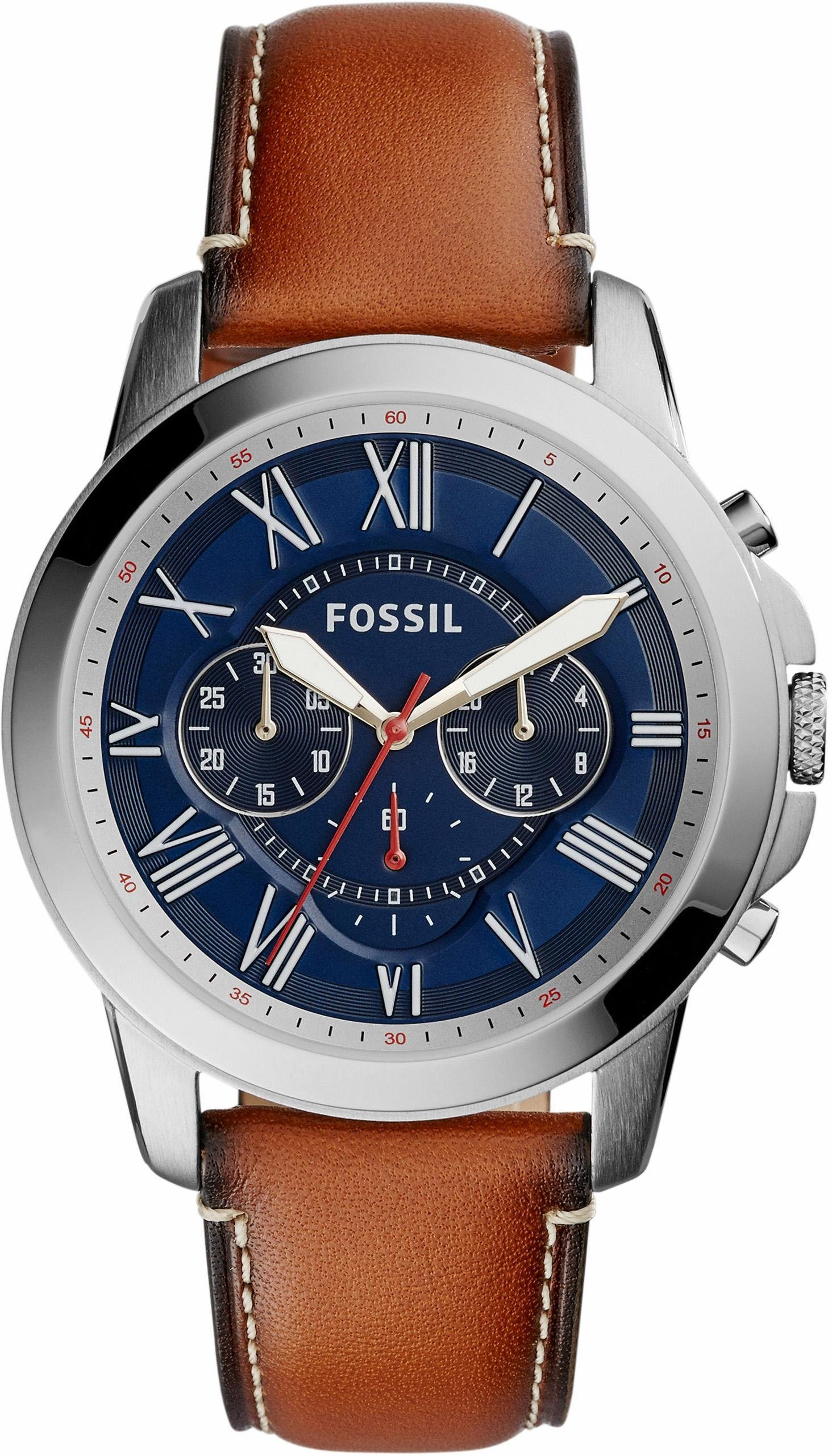 Fossil Chronograph »GRANT, FS5210«