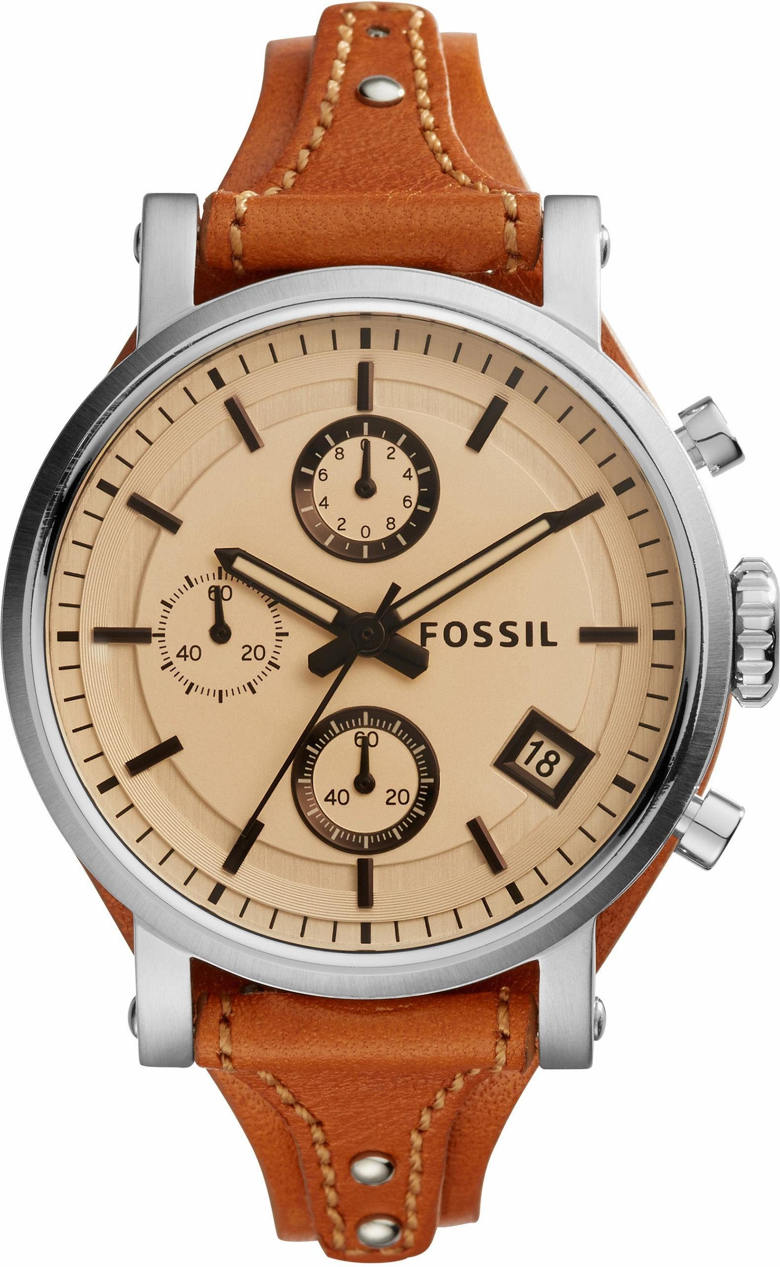 Fossil Chronograph »ORIGINAL BOYFRIEND, ES4046«