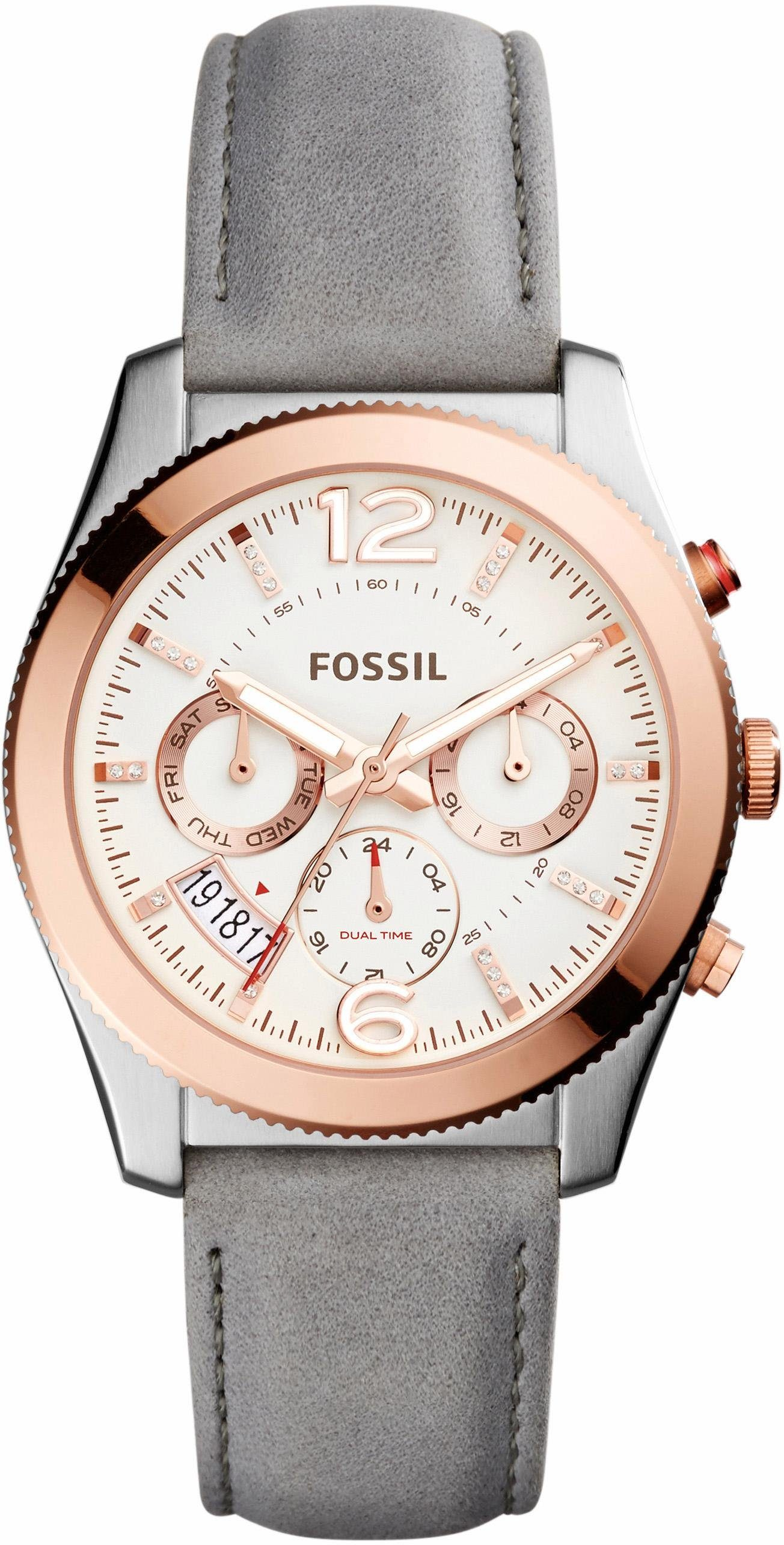 Fossil Multifunktionsuhr »PERFECT BOYFRIEND, ES4081«