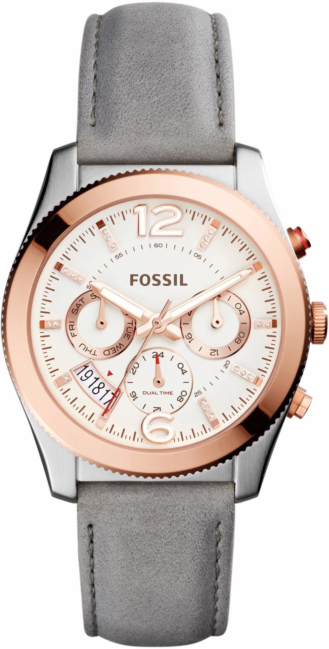 Fossil Multifunktionsuhr »PERFECT BOYFRIEND, ES4081«