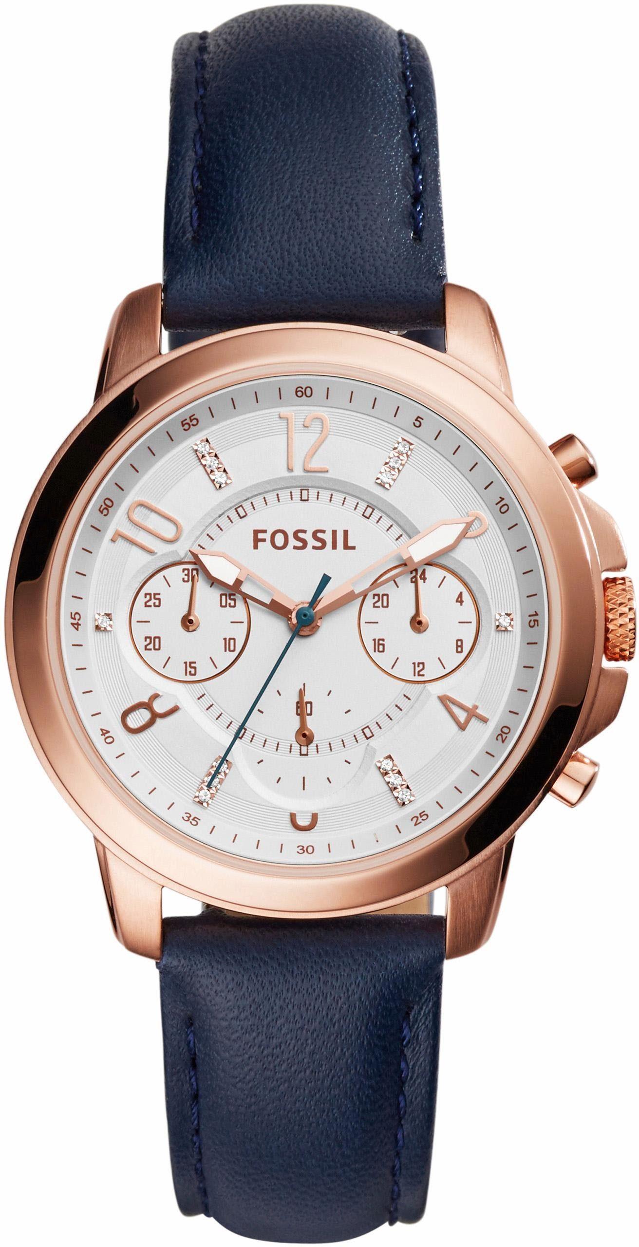 Fossil Chronograph »GWYNN, ES4040«