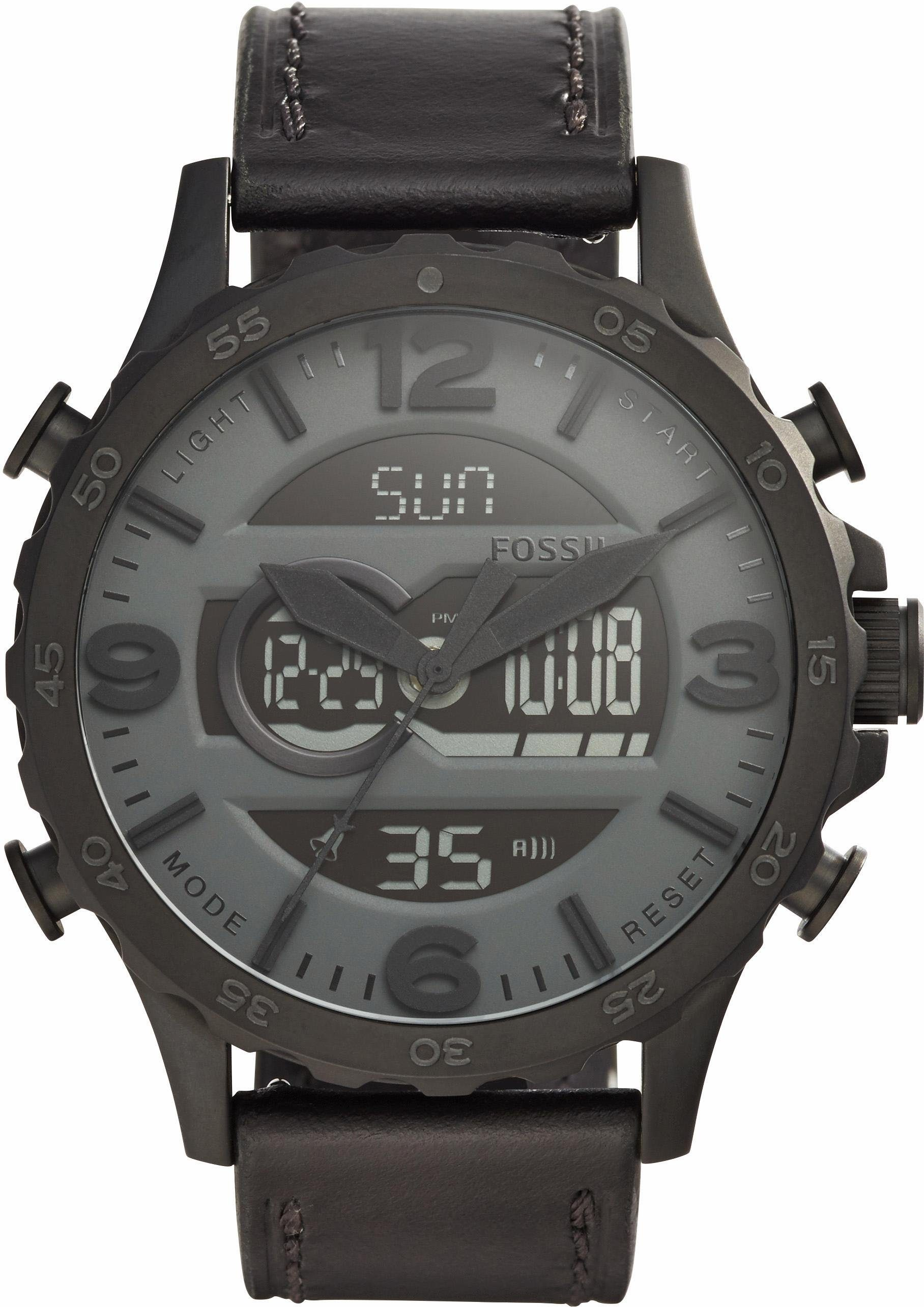 Fossil Chronograph »NATE, JR1520«