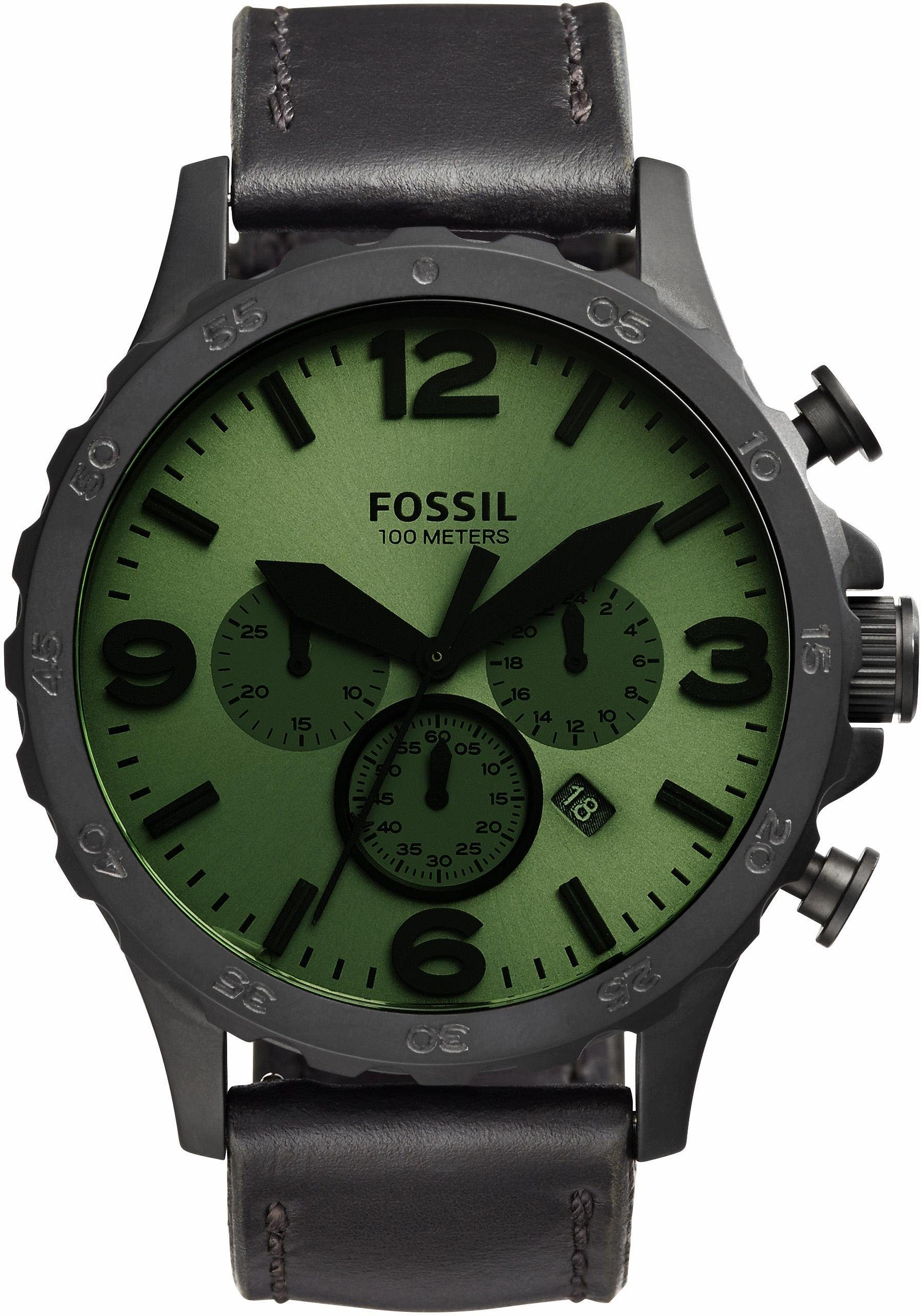Fossil Chronograph »NATE, JR1519«