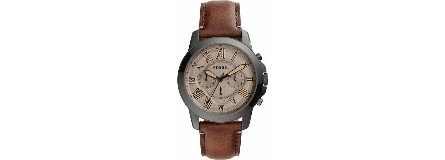 Fossil Chronograph »GRANT, FS5214«