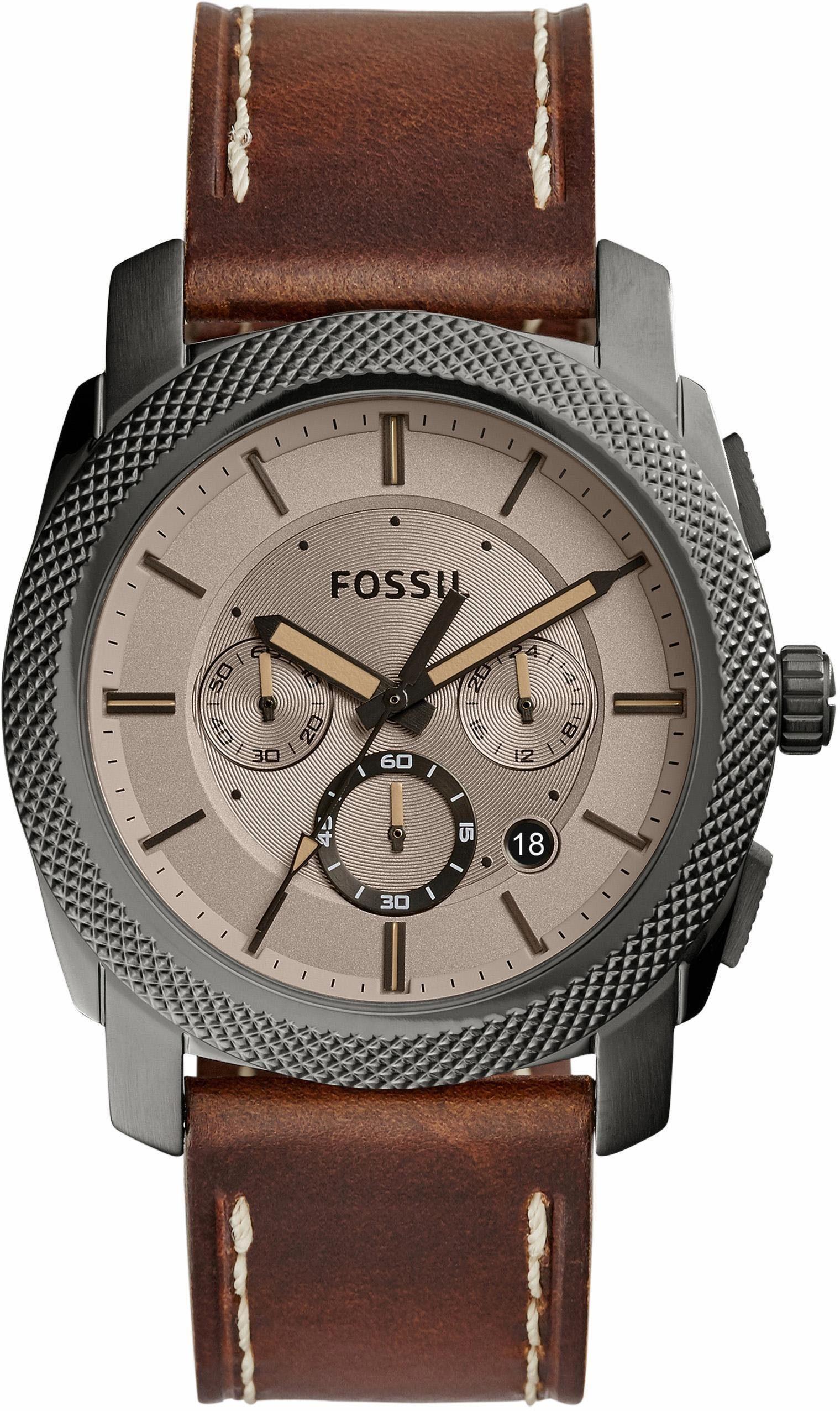 Fossil Chronograph »MACHINE, FS5215«