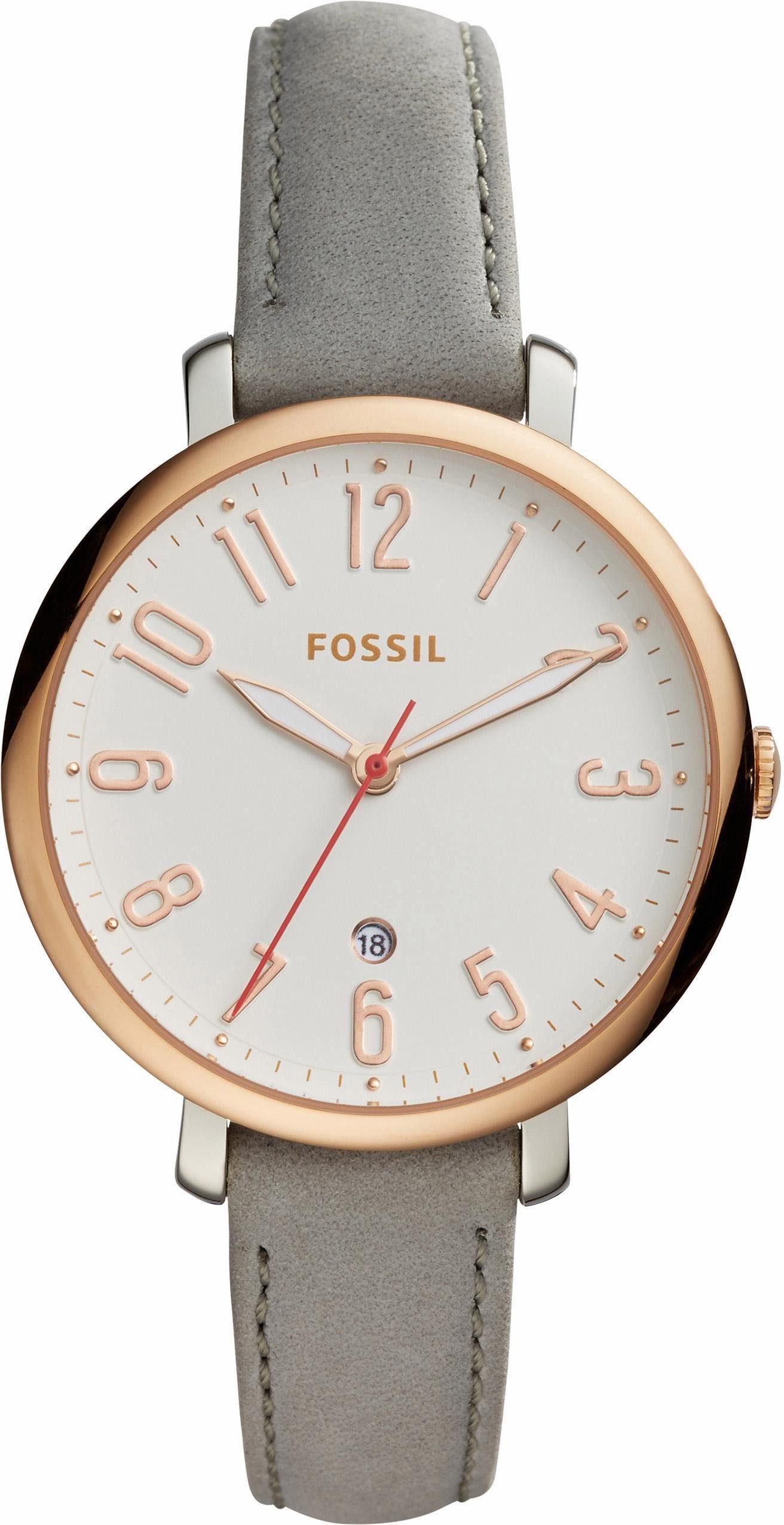 Fossil Quarzuhr »JACQUELINE, ES4032«