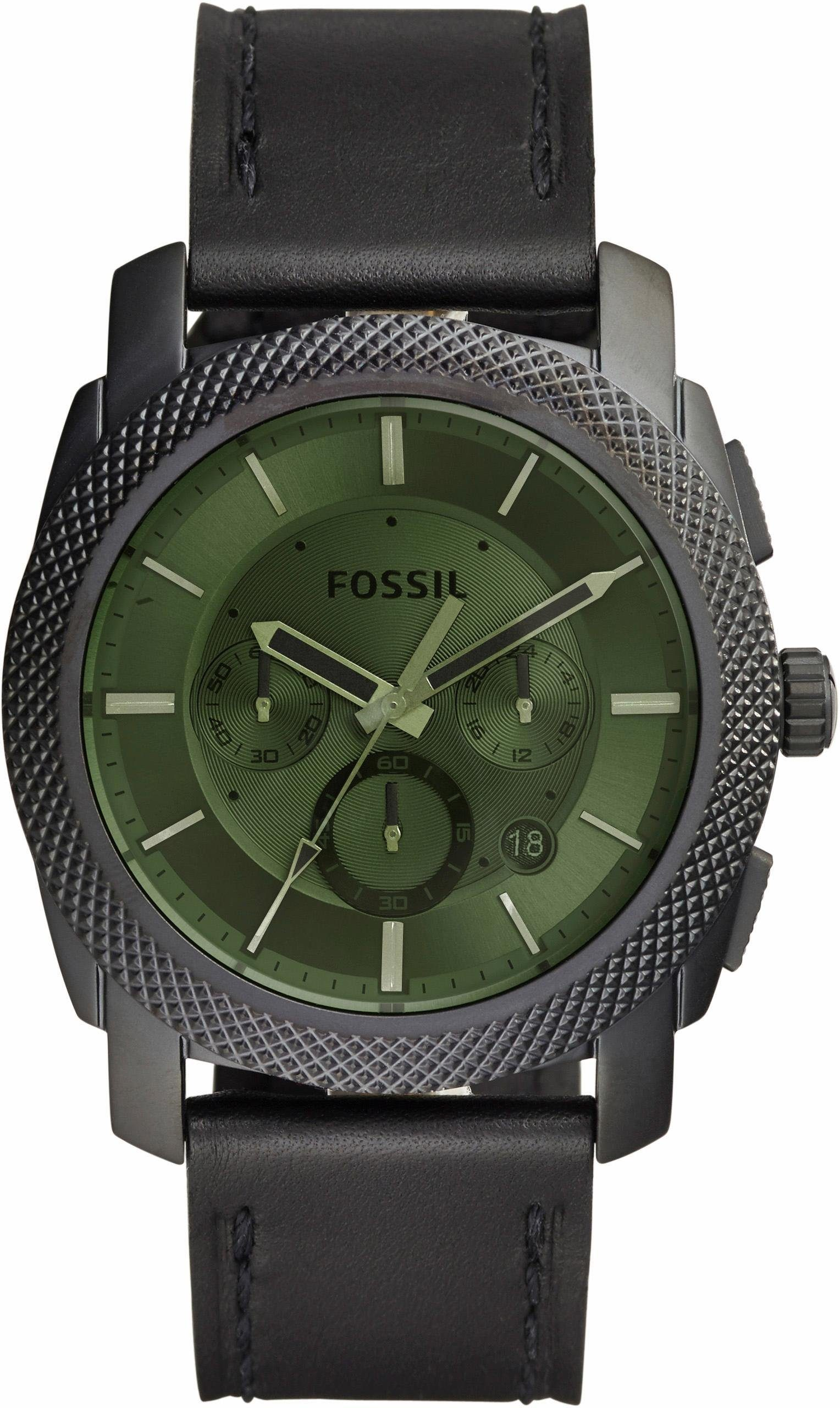 Fossil Chronograph »MACHINE, FS5190«