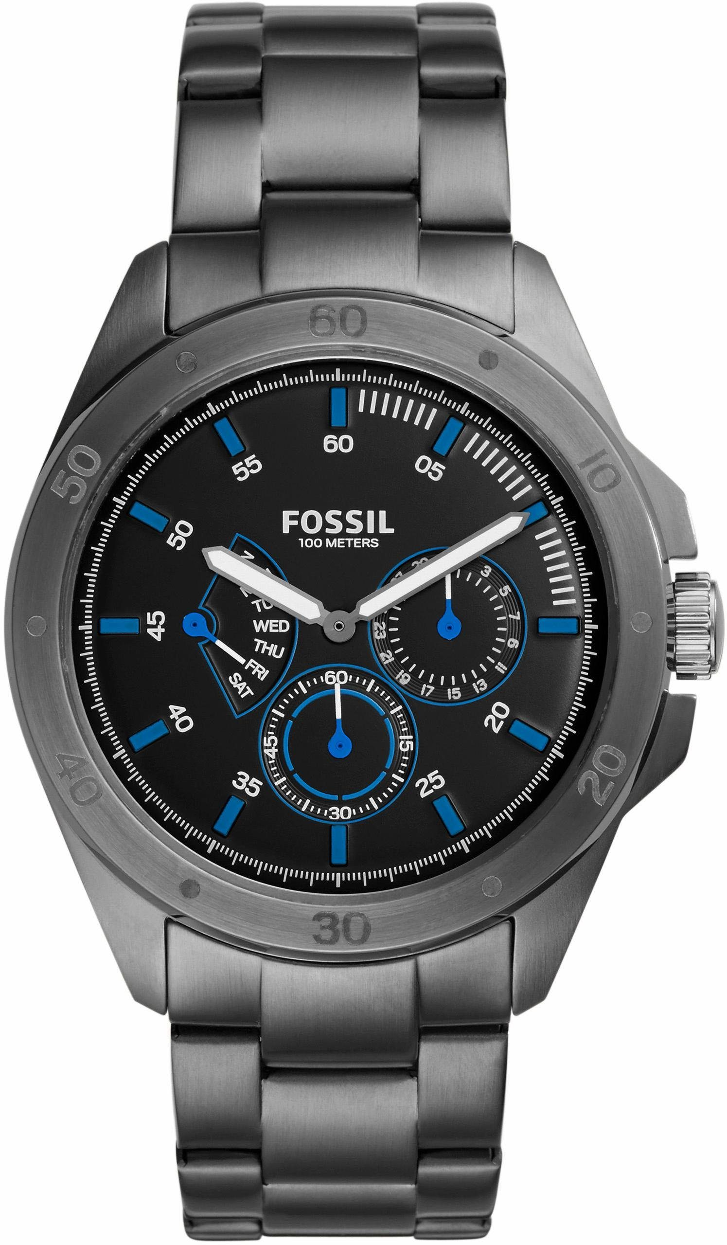 Fossil Multifunktionsuhr »SPORT 54, CH3035«