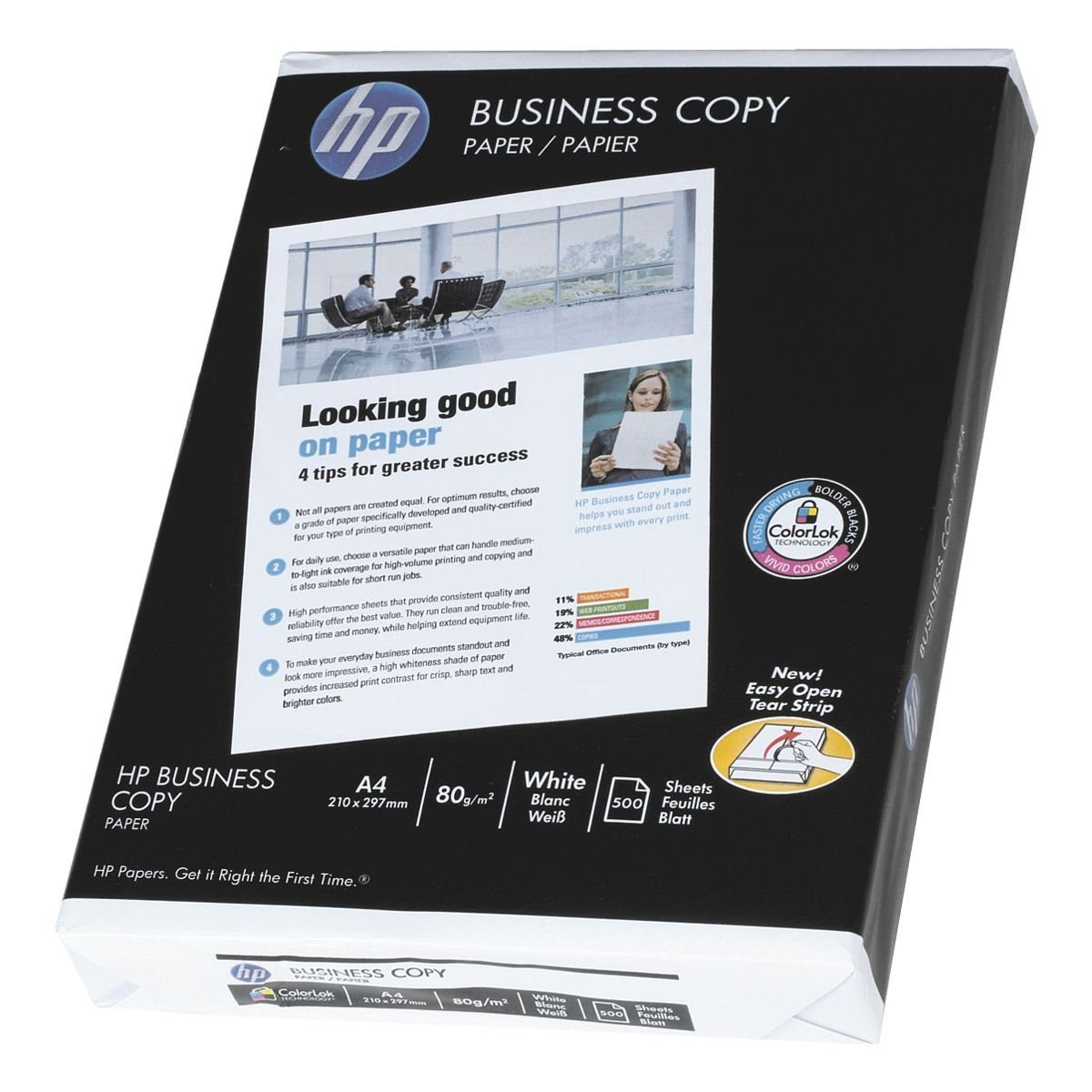 HP Kopierpapier »Business Copy«