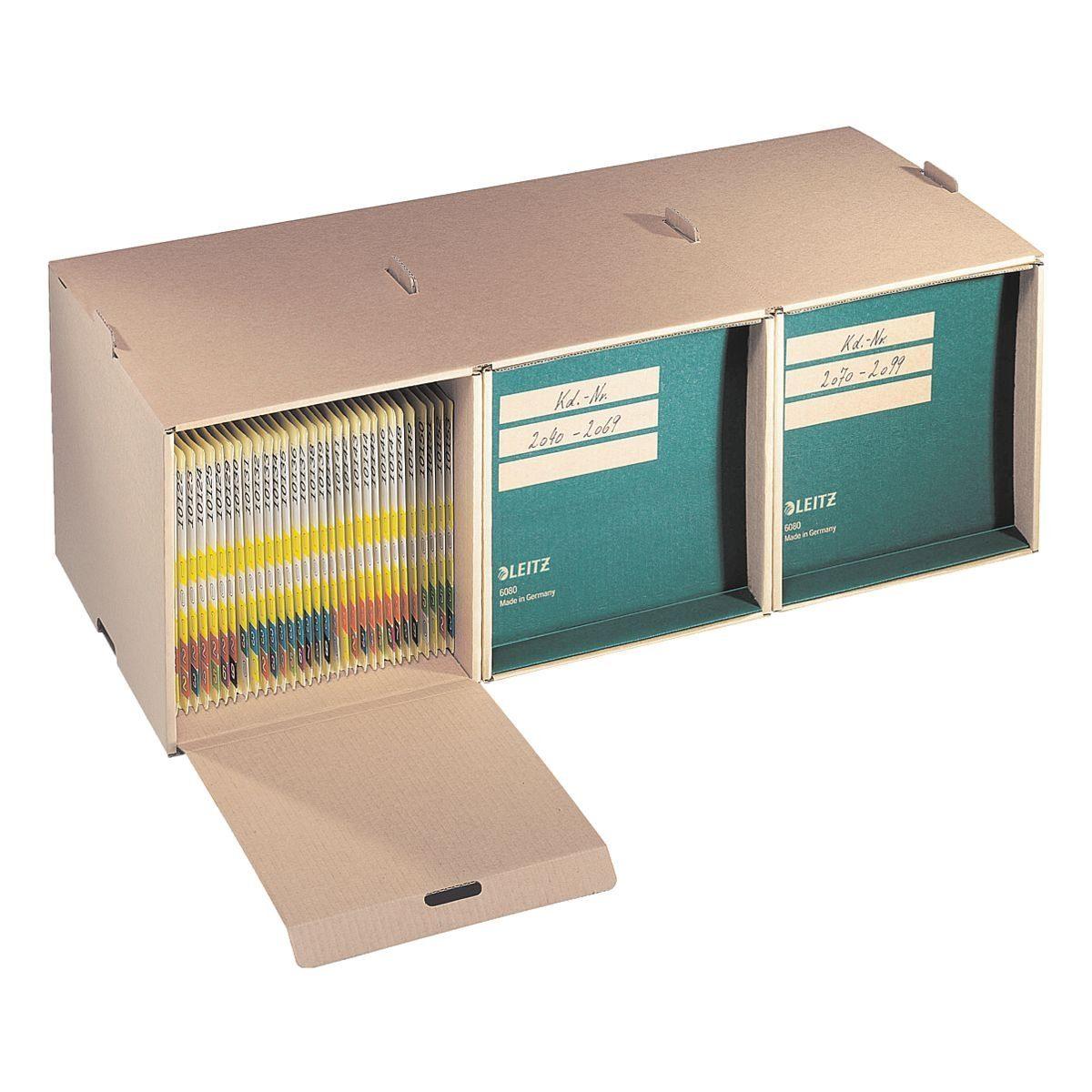 Leitz Archiv-Schachtel »Premium 6080«