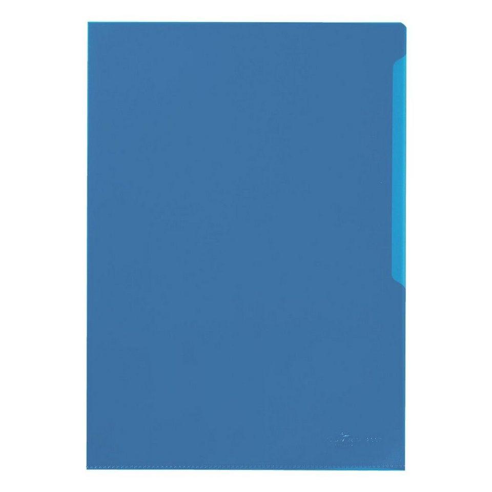 Durable Sichthülle in blau