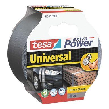 Tesa Universal-Klebeband 56348 farbig sortiert, 50mm/10 m (B/L) »Extra Power Universal«